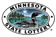 The logo of the Minnesota State Lottery