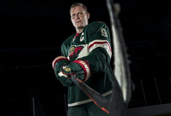 Minnesota Wild Mikko Koivu