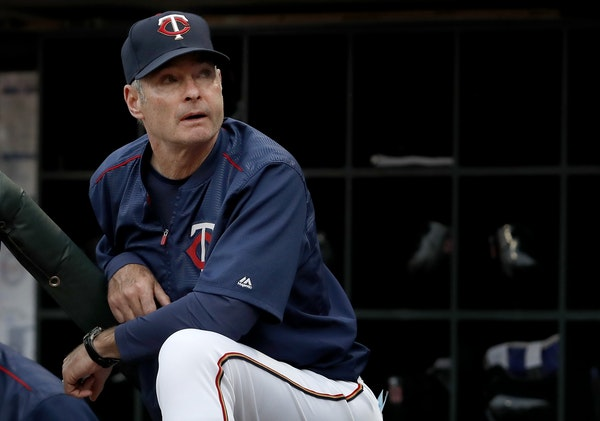 Former Minnesota Twins manager Paul Molitor