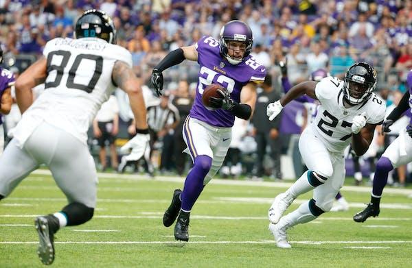 Minnesota Vikings defensive back Harrison Smith