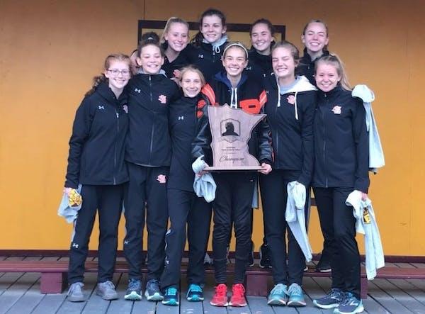 Griak Invitational titles energize St. Louis Park girls' cross-country
