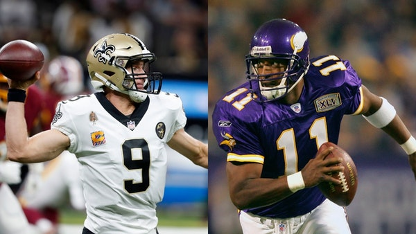 There was a time, back in 2006, when the futures of quarterbacks Drew Brees and Daunte Culpepper was inextricably linked. It all worked out well for B