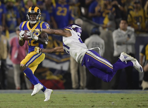 Listen: Defensive collapse gives Vikings another worry for Philly