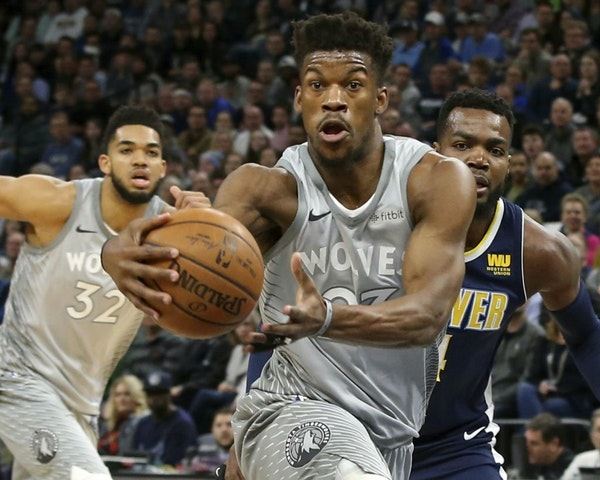Poll: What should the Wolves do about Jimmy Butler?