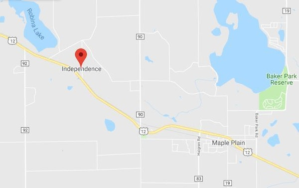 Shut down for hours after fatal crash, Hwy. 12 reopens near Maple Plain