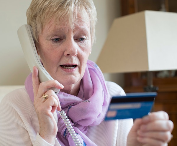 Be careful before giving out any personal data — especially financial — over the phone. If it sounds too good to be true, it probably is.