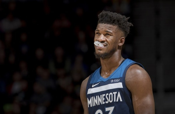 Timberwolves players would welcome back Jimmy Butler