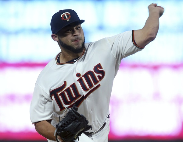 The Tigers got to Twins pitcher Gabriel Moya for a first-inning run Thursday, but he had been unscored upon in four of five previous appearances openi