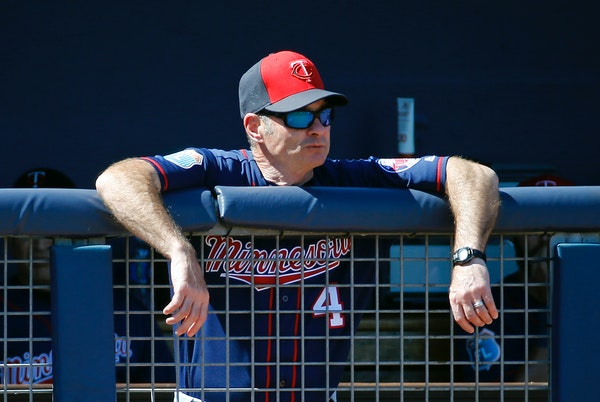 Twins manager Paul Molitor was fired by the team on Tuesday.