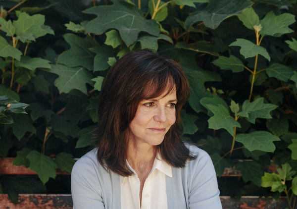 """Sally Field is curious to find out what attendees will be curious about at Talking Volumes. """"I'm looking forward to it,"""" she said."""