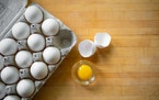 Do egg sizes matter? It depends on your recipe.
