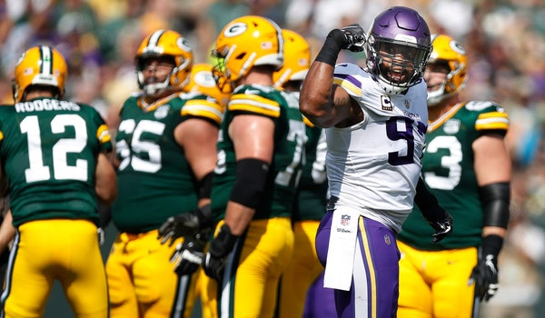 Zimmer: Griffen to remain away from Vikings this week