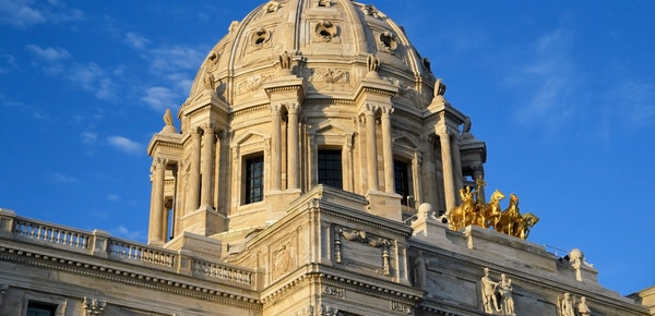 The Minnesota State Capitol in the evening sun. ] GLEN STUBBE ï glen.stubbe@startribune.com Thursday, September 28, 2017 EDS, AVAILABLE FOR ANY APPRO