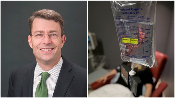 Hennepin County Commissioner Mike Opat was critical of Hennepin Healthcare's transparency in the ketamine case.