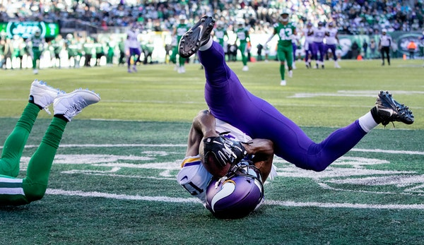 'Advantageous' Vikings pick up 'ugly' victory on the road