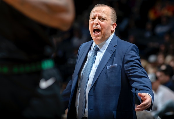This season the Wolves have set some low marks in the Tom Thibodeau era.