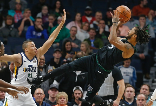 The Wolves' Derrick Rose recently has put up some impressive stats, scoring 50 vs. Utah and making seven threes vs. the Lakers.