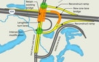 New East Bush Lake Road ramp to I-494 may open to drivers by Friday