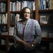 Macalester College Prof. Duchess Harris, shown at her Vadnais Heights home, is working on books for grades three to six that look at moments and figur