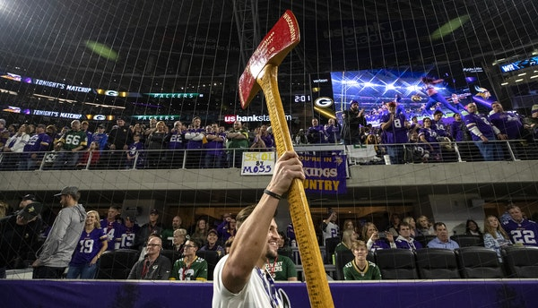Watch: Border Battle pregame show. Will Minnesota bring back the Axe?