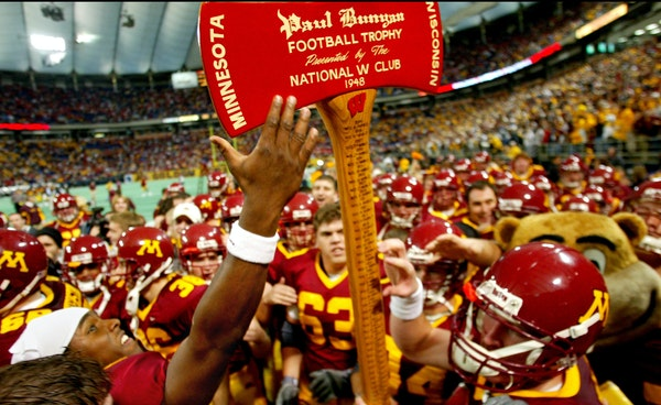 Tradition worth breaking? Calling hero from last time U won the Axe