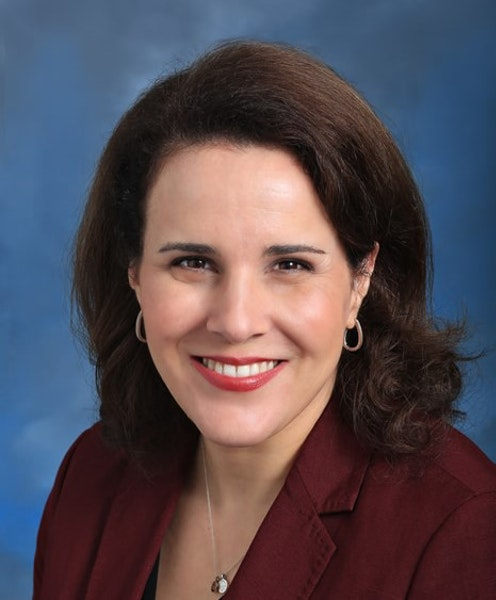Joan Gabel, Executive Vice President for Academic Affairs and Provost at the University of South Carolina, is the lone finalist for the University of