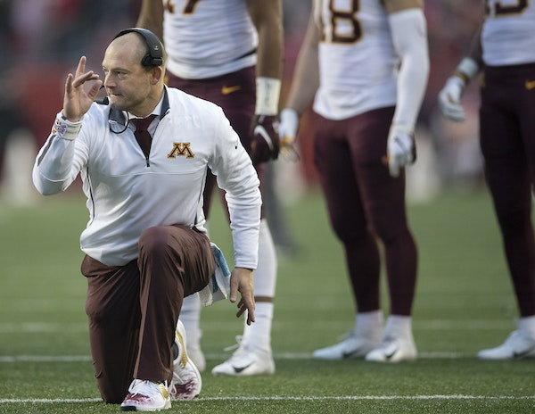 Poll: Do you support the U's one-year extension for P.J. Fleck?