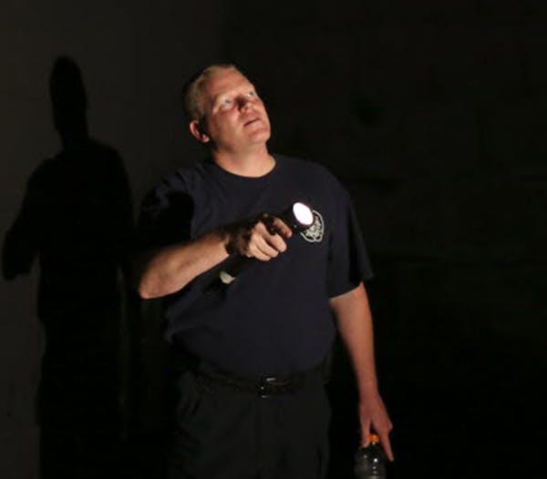Nealon Thompson, shown in 2012.
