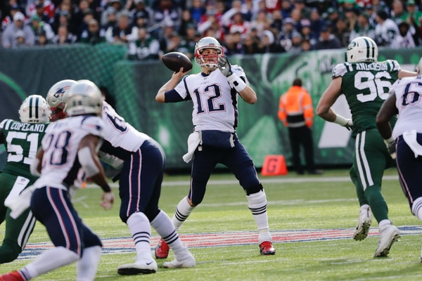 Tom Brady's career: The stats behind the mystique