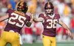 Hartman: U's Jordahl a scholar and an athlete (and a long snapper)