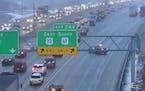 Freezing drizzle has motorists slipping, sliding, crashing