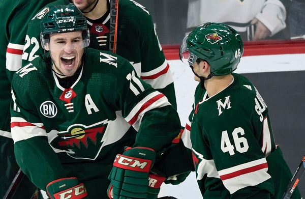 NHL playoff chase: Where are the Wild?