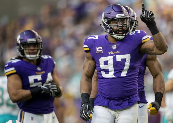 Listen: Vikings' playoff life, long-term outlook still at stake
