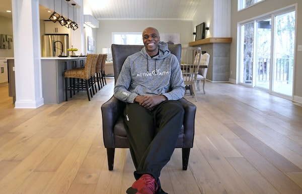 Anthony Tolliver works hard on business pursuits such as real estate and apparel, as well as managing an NBA career with the Timberwolves.