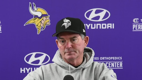 Mike Zimmer says variations on same plays helped Vikings win