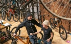 The bike shop of Gene and Jennifer Oberpriller is a marker of Minneapolis' bike culture and history over the past 30 years.