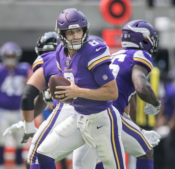 Fixing the offense: Should Vikings return to staple of 2017's success?
