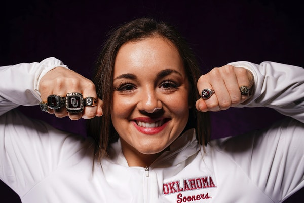 Maggie Nichols, courageous champion, is Star Tribune Sportsperson of the Year