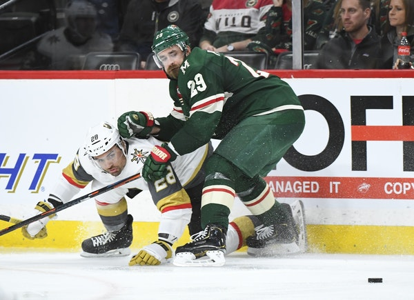 Wild defenseman Greg Pateryn has been promoted to the second unit with Matt Dumba out of the lineup.
