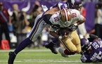 Harrison Smith ready for Sunday's crucial game