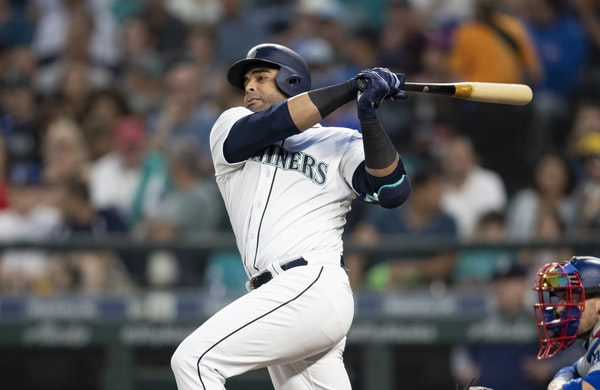 Nelson Cruz: 'Boomstick' through the years