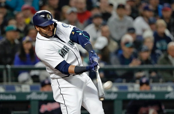 Nelson Cruz's 37 home runs for Seattle in 2018 were his fewest in his past five major league seasons, but would rank him among the Twins' premier