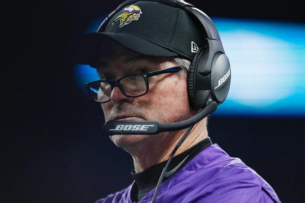 Zimmer says 'playoffs have already started' for Vikings