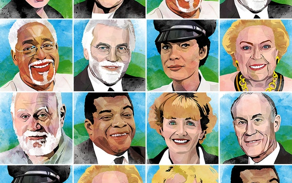 Northern Lights: These unifying Minnesotans who died this year light the way still