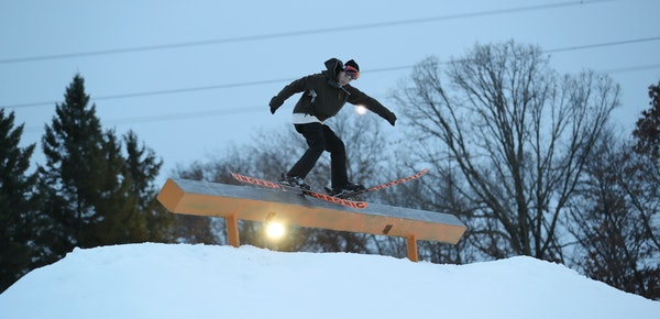 Afton Alps offers skiing, a bouncy house and a Teddy Bear Band concert.