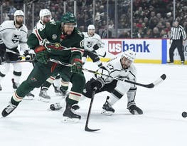 Boudreau: Wild deserved shootout win over Kings