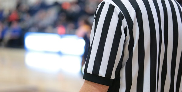 Listen: Basketball ref shortage requires new thinking to ease the crunch