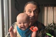 Comedian and doting grandpa Jeff Gerbino.