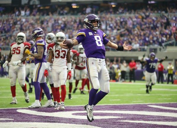 Poll: Grade Kirk Cousins 2018 season with the Vikings