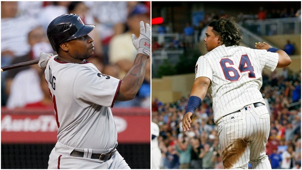 Astudillo runner-up in Winter League MVP voting ... to Delmon Young